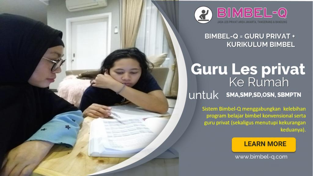 GURU LES PRIVAT DI jatinegara Kaum Jakarta Timur