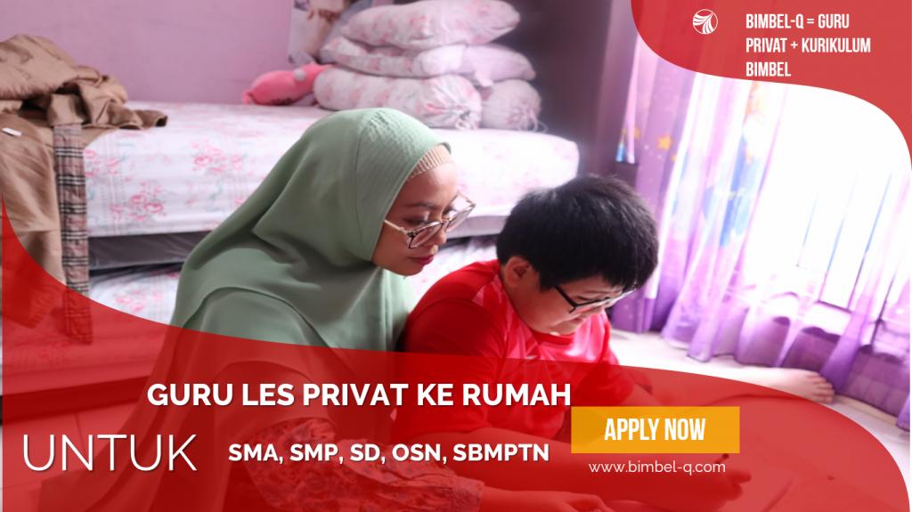 GURU LES PRIVAT di Klender Jakarta Timur