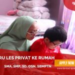 GURU LES PRIVAT DI Kramat jati Jakarta Timur : INFO BIMBEL PRIVAT SMP